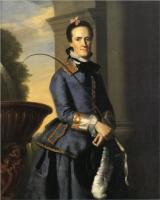 John singleton copley mrs epes sargent ii 1765