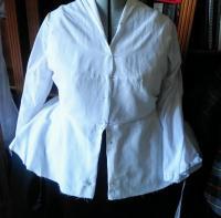 Modification ouverture bas veste 2