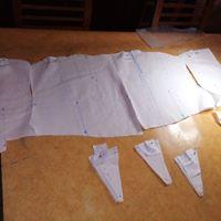 Toile corset 1